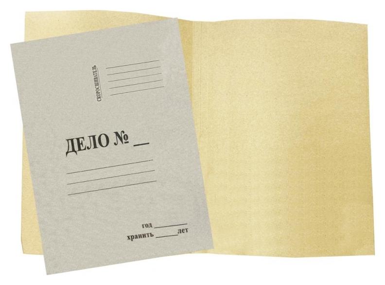 Обложка дело Attache Economy, 100 шт/уп.пакет Attache
