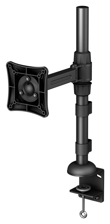 Кронштейн Vobix VX 2626 для мониторов,наклон.-пов.,4 степени св.,черный  Vobix