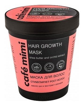 Купить Маска для волос Кафе красоты, Маска для волос Стимулирует рост волос , Россия