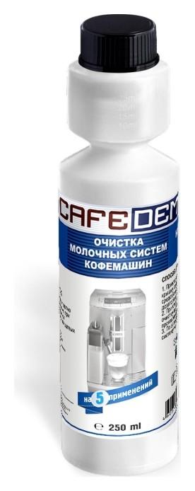 Средство для очистки молочных систем кофем.cafedem M11 жидкое, флак 0,25 кг  Cafedem