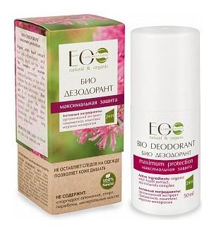Био-дезодорант для тела Максимальная защита  EO Laboratorie