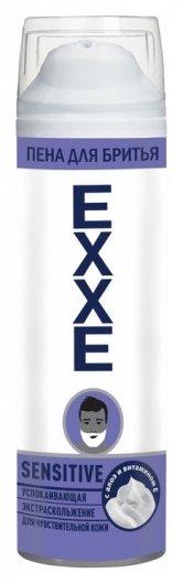 Пена для бритья Exxe Sensitive (Для чувствительной кожи) 200 мл  Exxe
