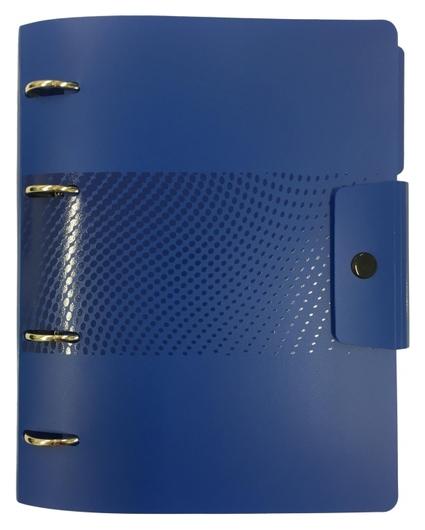 Ежедневник недатированный Attache Digital синий,а5, 272стр., на кольцах  Attache