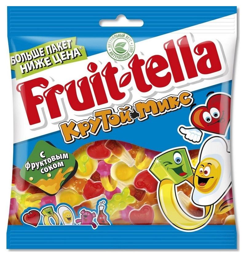 Мармелад Fruittella Cool Mix 15х150г РУ 8253009 Fruittella