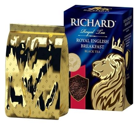 Чай Richard Royal English Breakfast,черный, 90г  Richard