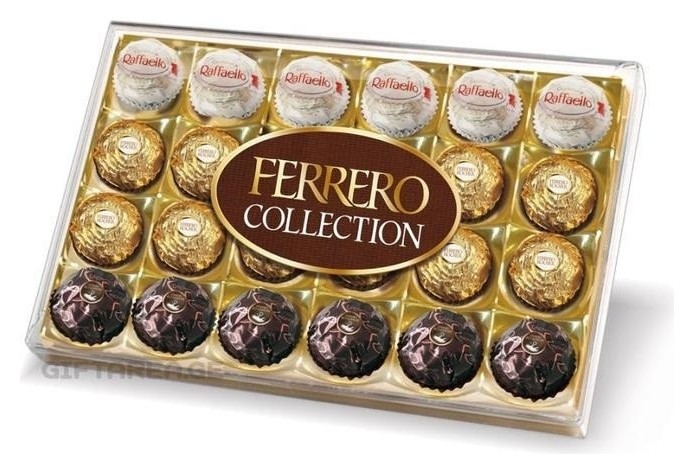 Набор конфет Ferrero Collection269г  Ferrero