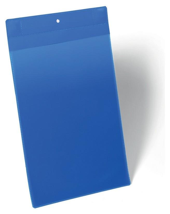 Карман для маркировки и документов на магнитном креплении, A4 верт  Durable
