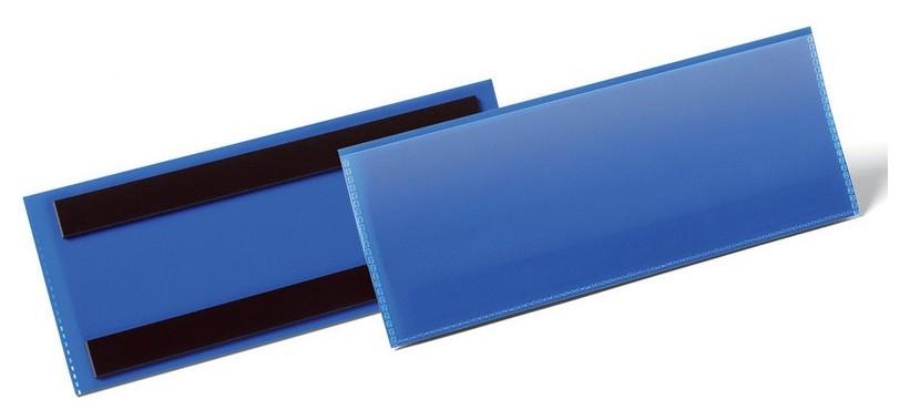Карман для маркировки магнитный 210 X 74 мм, арт.1757  Durable