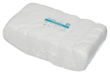 Салфетка полотенце однораз. стандарт 35x70, спанлейс, белый 50 шт/уп штучно  Чистовье
