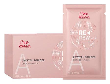 Кристалл-пудра для корректировки результата окрашивания Color Renew Crystal Powder  Wella Professional