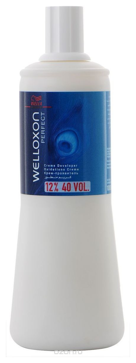 Окислитель для краски Welloxon Perfect 12% Wella Welloxon Perfect