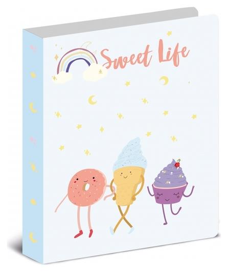 Папка на 2-х кольцах Attache Selection Sweet Life 35мм  Attache