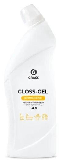 Профхим сантех кисл для деликат ухода акрил-мет Grass/gloss Gel Prof, 0,75л  Grass