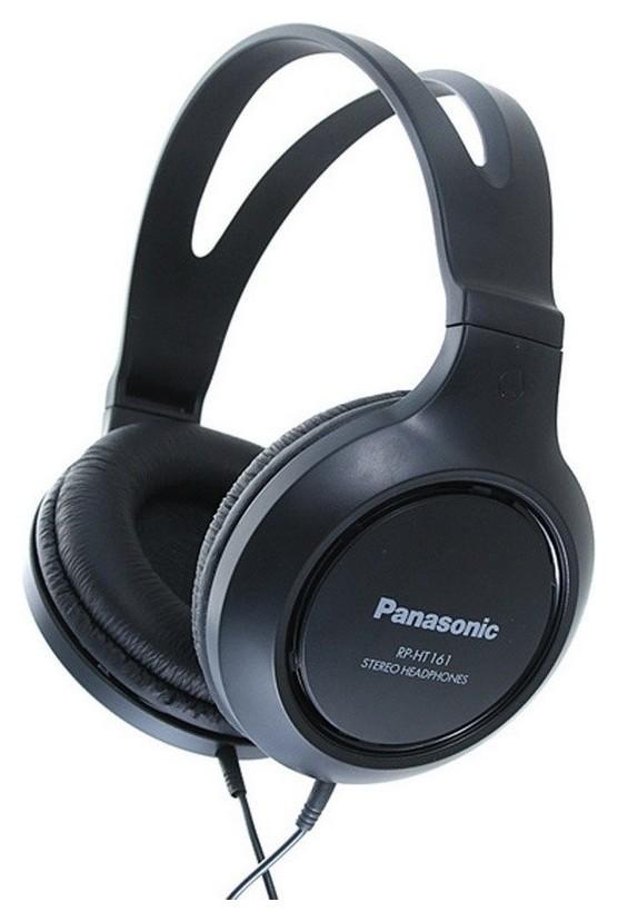 Наушники Panasonic Rp-ht161e-k черный  Panasonic