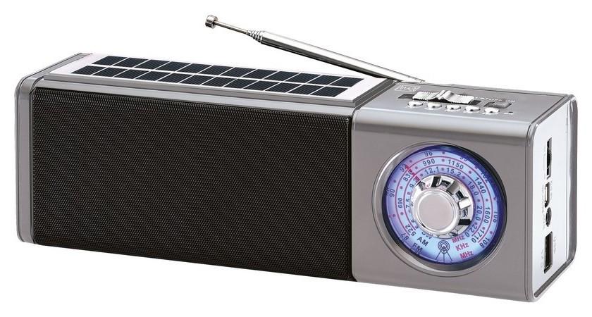 Радиоприемник Max Mr-400 Silver  Max
