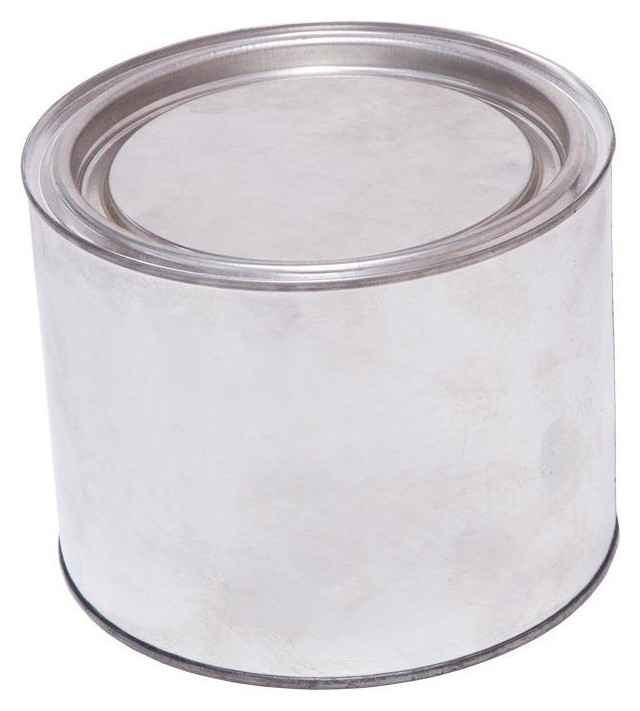 Банка жестяная 2,4 литра неокрашенная БЖ 2,4  NNB