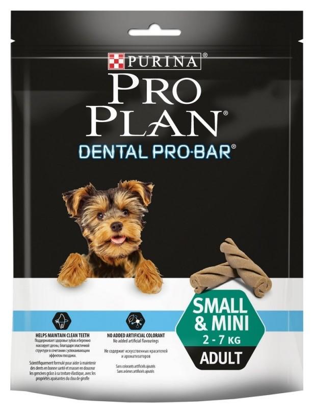 Лакомство PRO Plan Small Mini снеки для здоровья полости рта 150 грx6  Pro Plan