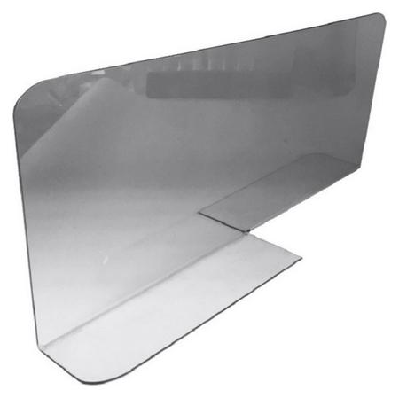 Разделитель пластик. т-образный, высота 140 длина 380 мм (10шт/уп)  NNB