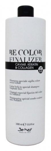 Шампунь-фиксатор после окрашивания волос Color Lock-In Special Shampoo Sulphate Free   Be Hair
