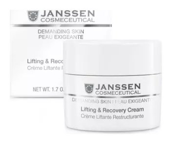 Крем с лифтинг-эффектом восстанавливающий Lifting & Recovery Cream  Janssen Cosmetics