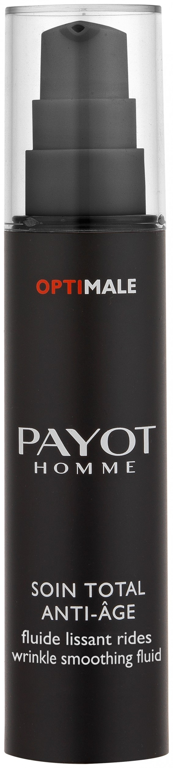 Флюид для мужчин для разглаживания морщин  Payot