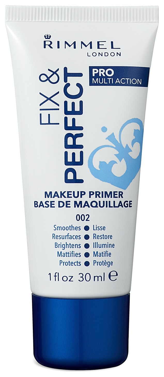 Праймер для лица Match Perfection Fix & Perfect  Rimmel