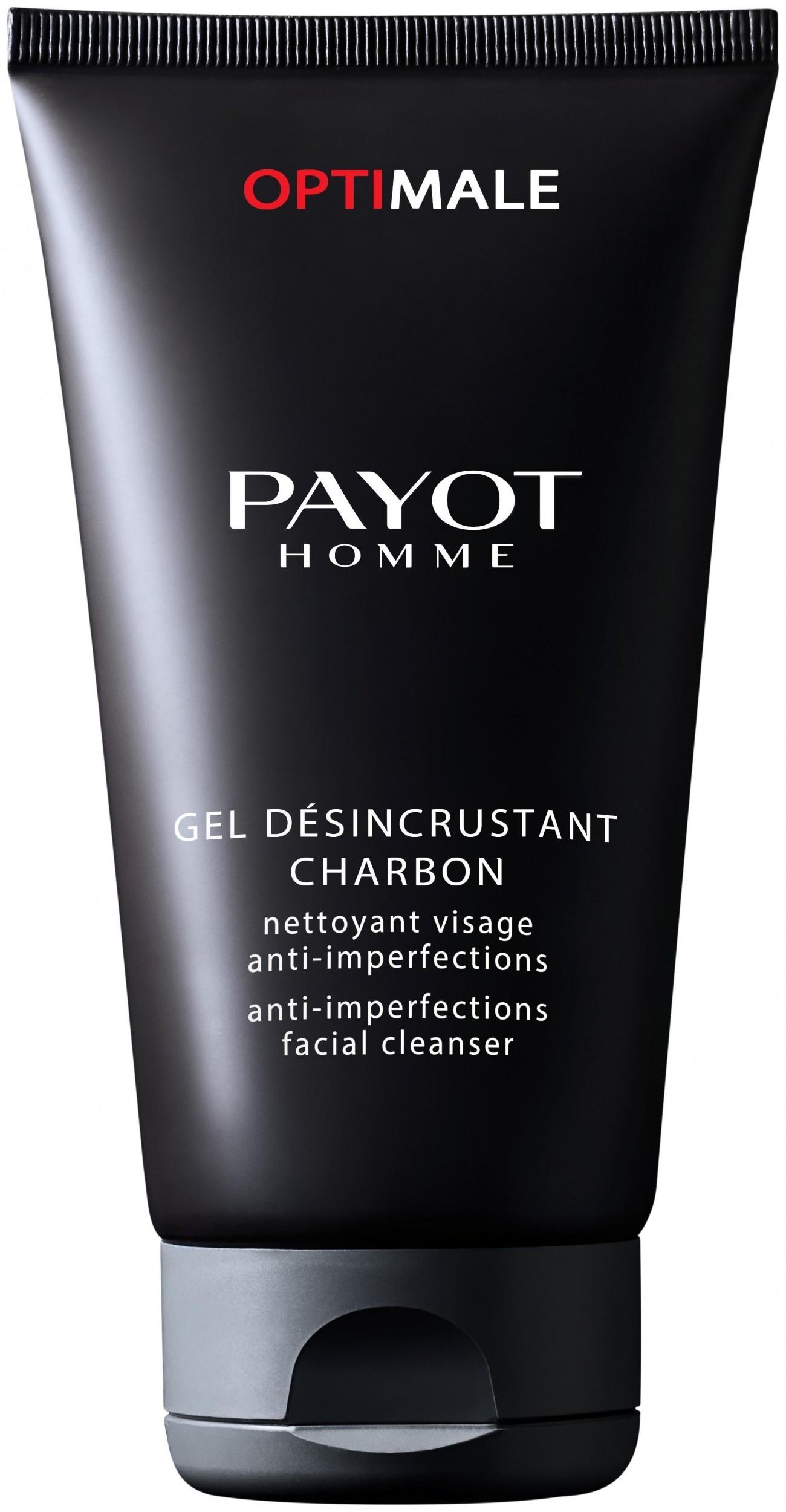Очищающее средство-скраб для мужчин  Payot