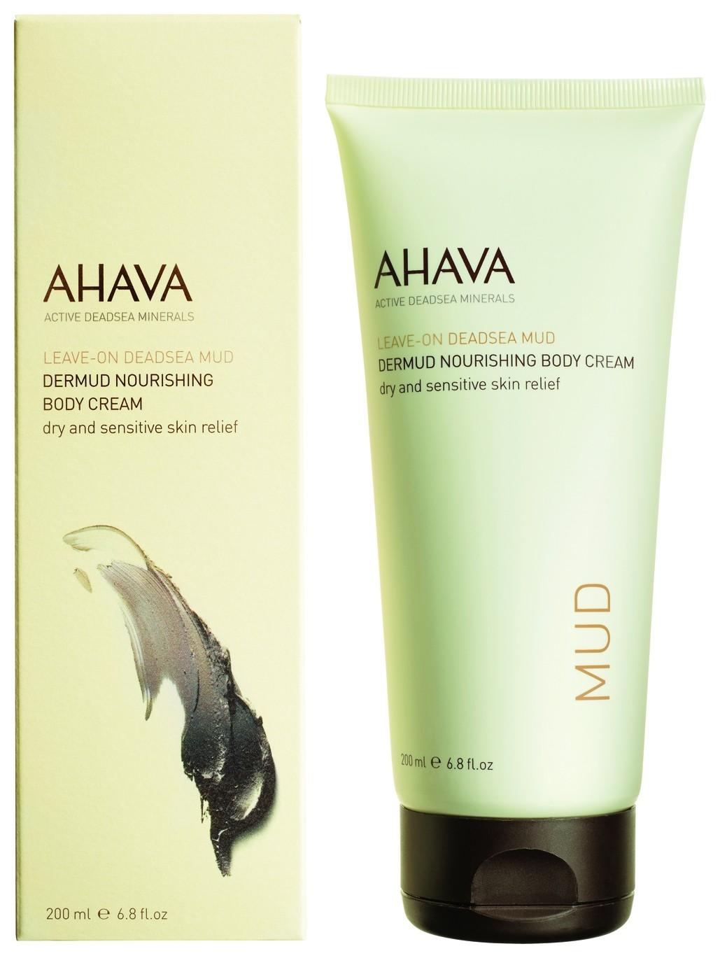 Питательный крем для тела  Ahava