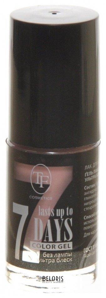 Купить Гель лак для ногтей Триумф, Лак для ногтей Color gel , Китай, Тон 206 пыльная роза