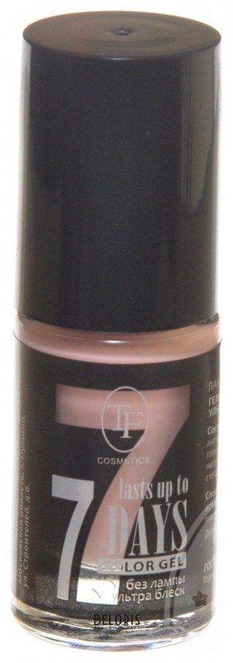 Купить Гель лак для ногтей Триумф, Лак для ногтей Color gel , Китай, Тон 214 жемчужно-розовый