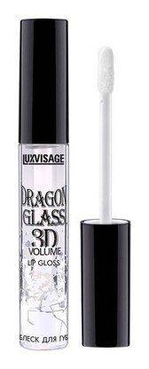 Блеск для губ Dragon Glass 3D Volume  Luxvisage