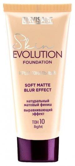 Крем тональный Skin Evolution Soft Matte Blur Effect  Luxvisage