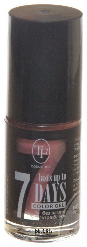 Купить Гель лак для ногтей Триумф, Лак для ногтей Color gel , Китай, Тон 218 розовый шифон