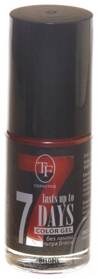 Купить Гель лак для ногтей Триумф, Лак для ногтей Color gel , Китай, Тон 243 классический красный