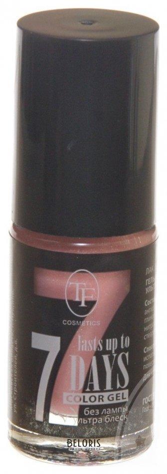 Купить Гель лак для ногтей Триумф, Лак для ногтей Color gel , Китай, Тон 251 розовое золото