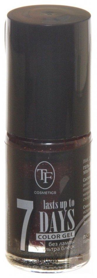 Купить Гель лак для ногтей Триумф, Лак для ногтей Color gel , Китай, Тон 260 восточная ночь