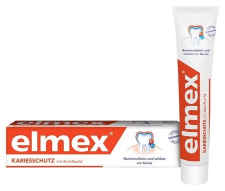 Зубная паста Elmex защита от кариеса, 75 мл Pl04373b  Elmex
