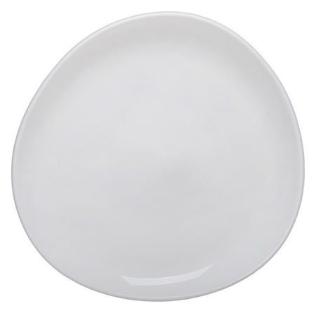Тарелка десертная 20см фарфор Royal White белая Tudor (Tu1992-2)  Tudor England