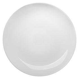 Тарелка десертная 20см фарфор Royal White белая Tudor (Tu2204-2)  Tudor England