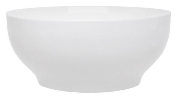 Салатник 16см фарфор Royal White белый Tudor (Tu0820-2)  Tudor England