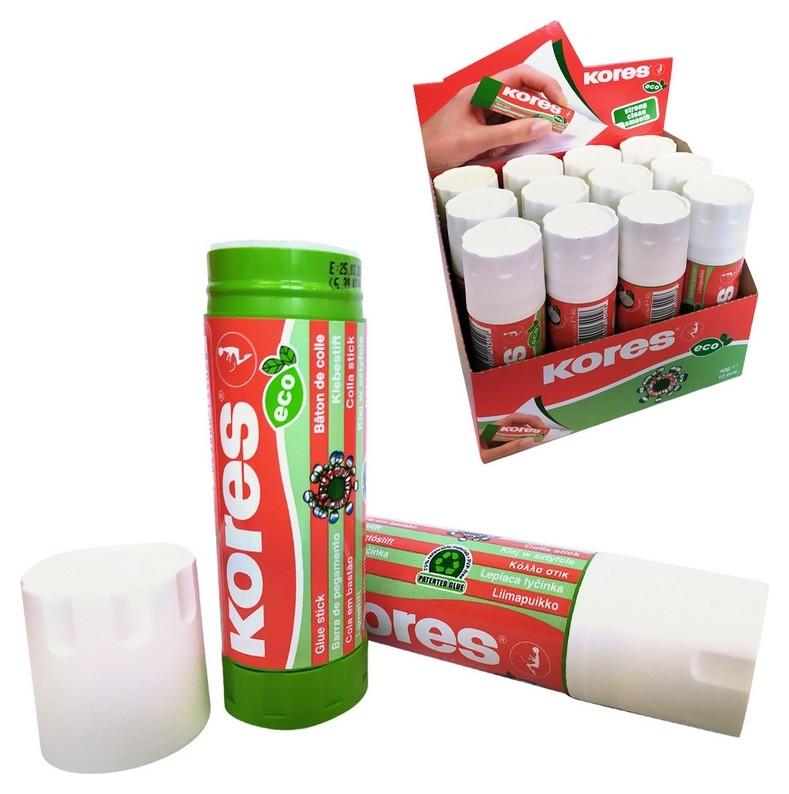 Клей-карандаш 40г Kores Glue-eco  Kores