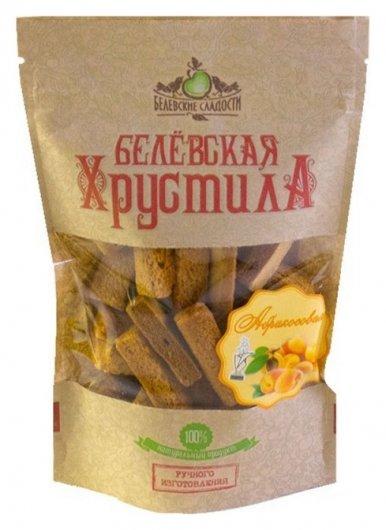 Хрустила абрикосовая хр-абр-70  Белёвские сладости
