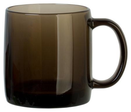 Кружка нордик эклипс дымчатое стекло 380мл (H9151/н0253)  Luminarc