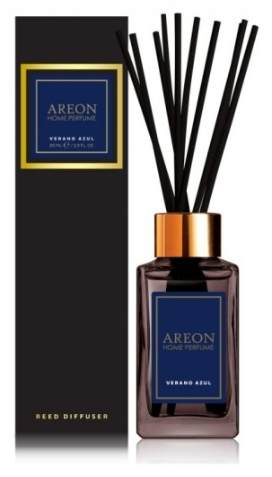 Аромадиффузор Areon Sticks Premium 85 Ml. верано азул  AREON