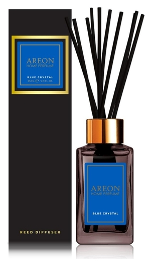 Аромадиффузор Areon Sticks Premium 85 Ml. Блю кристал  AREON