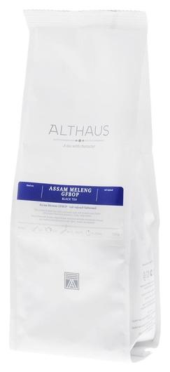 Чай Althaus Assam Meleng черный листовой, 250г  Althaus