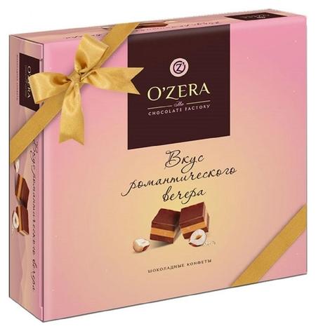 Конфеты O?zera вкус романтического вечера, 195г 269 O'Zera