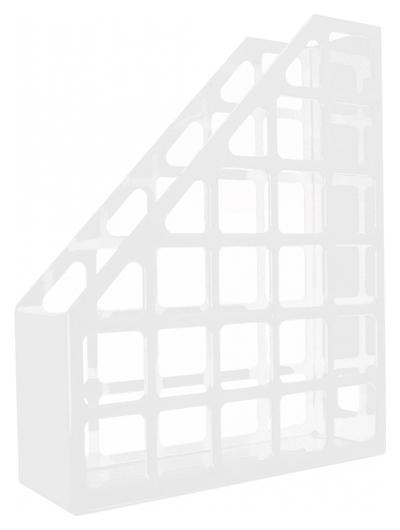 Вертикальный накопитель Attache Line 75мм прозрачный 240х75х290мм  Attache