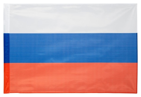 Флаг РФ 90х135 уличный  АГТ Геоцентр