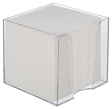 Блок для записей Attache Economy в стакане 9х9х9 белый 65 гр 92  Attache